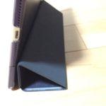 iPad Air 2用に、画面保護シートとカバーケースを購入