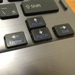Ctrl + Alt + 矢印キーでの画面回転を無効にする