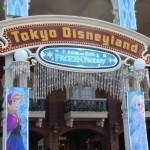 「アナとエルサのフローズンファンタジー」開催中の東京ディズニーランドに行ってきた